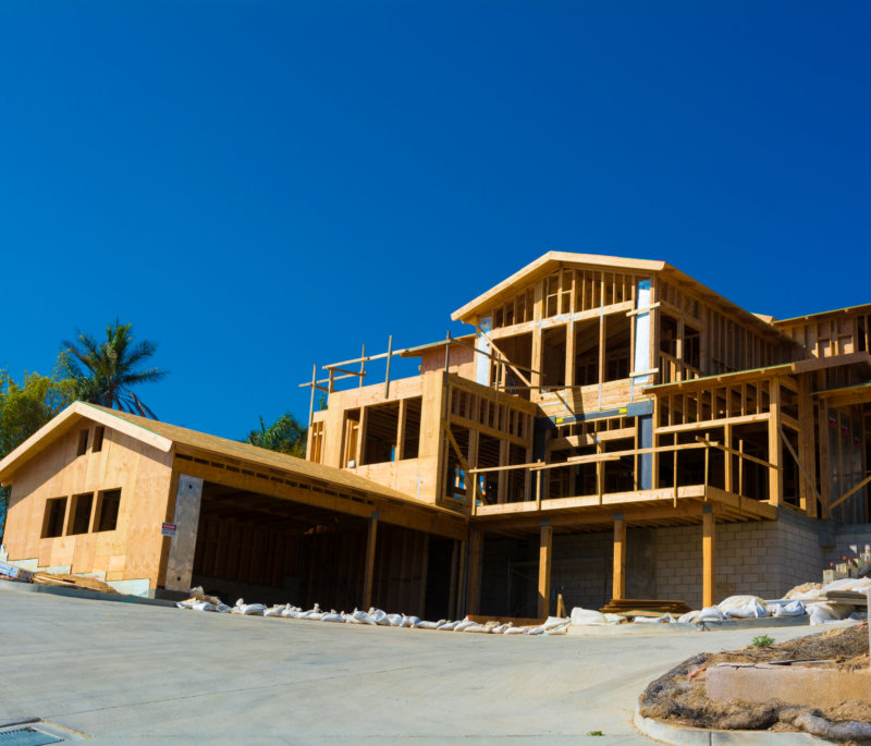 We Help You Build Your Dream House From Beginning To End.